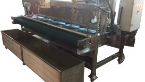 Automated Flatbed Rug Washer RWM95