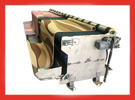 Rug Packing Feather Removing Machines